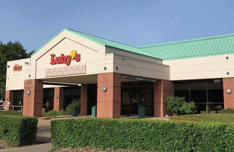 Luby's, 1414 Waugh Dr., is shown Tuesday, Aug. 14, 2018 in Houston. Photo: Melissa Phillip, Staff Photographer / Staff Photographer / Houston Chronicle