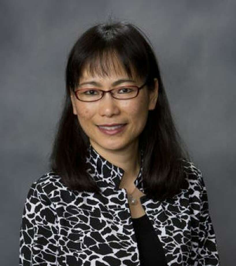 """Victoria Tin-bor Hui,Associate Professor of Political Science at the University of Notre Dame, will examine Hong Kong and China in """"Hong Kong's Last Stand?"""" at Stamford's Ferguson Library Jan. 12. Photo: Kellogg.nd.edu"""