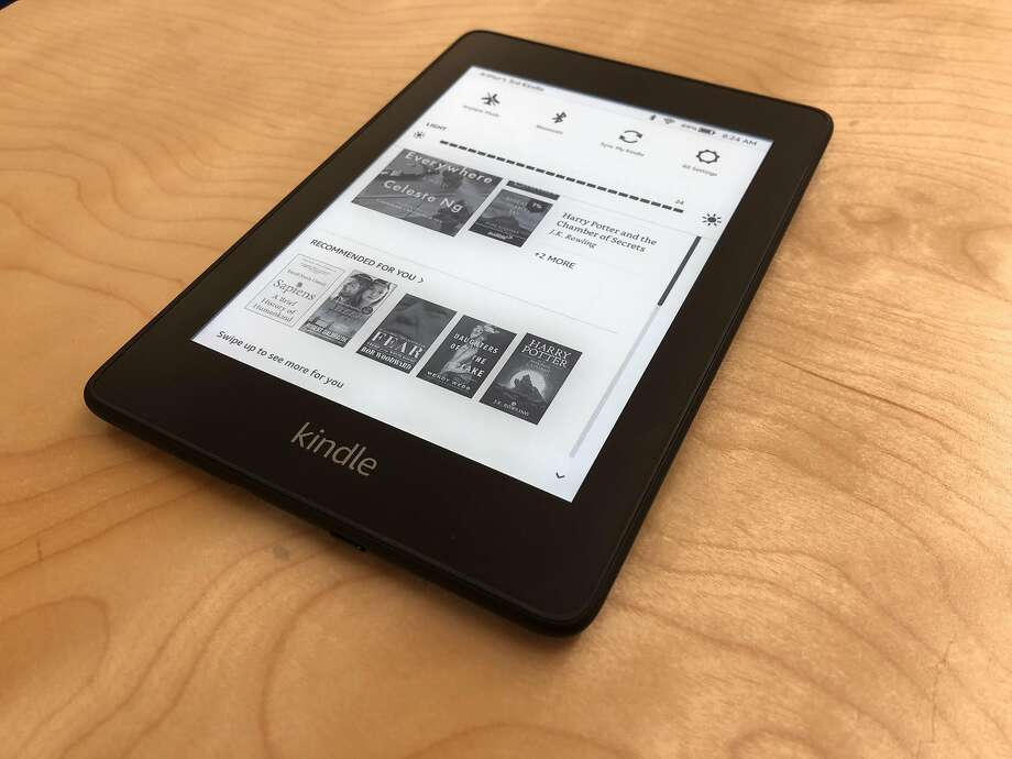 Amazon Kindle Paperwhite Photo: Amazon 2019