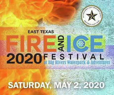 """""""Go big or go home,"""" the saying goes, and for the Fourth Annual East Texas Fire & Ice Festival, the East Montgomery County Improvement District is moving the popular festival to Big Rivers Waterpark & Adventures in New Caney off of Highway 242. The event is scheduled for May 2 from 1 - 9 p.m. and is free to the public."""