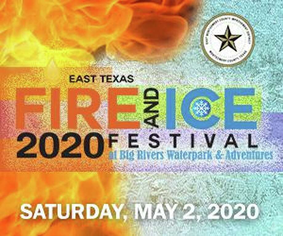 """Go big or go home,"" the saying goes, and for the Fourth Annual East Texas Fire & Ice Festival, the East Montgomery County Improvement District is moving the popular festival to Big Rivers Waterpark & Adventures in New Caney off of Highway 242. The event is scheduled for May 2 from 1 - 9 p.m. and is free to the public. Photo: Courtesy"