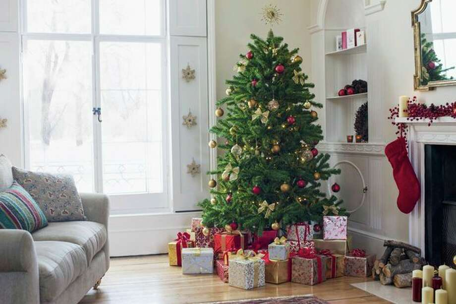 National Fire Protection Associationstatistics show that Christmas tree fires are not common, but when they do occur, they're much more likely to be serious. (Courtesy photo)