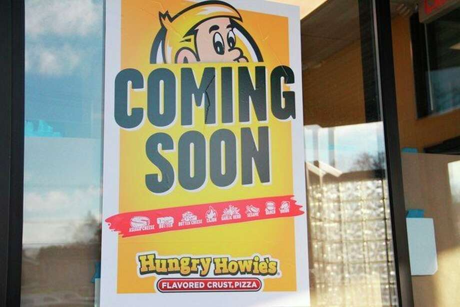 With the original hope of opening last December,Hungry Howie's store owner Tom Capoferi said the pizza establishment is set to open by the end of January.(Pioneer photo/Alicia Jaimes)