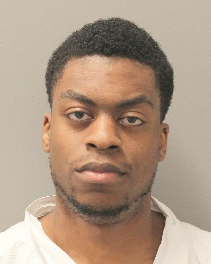 Jonte L. Grant was booked into the Harris County Jail on a $75,000 bond. Photo: Houston Police Department