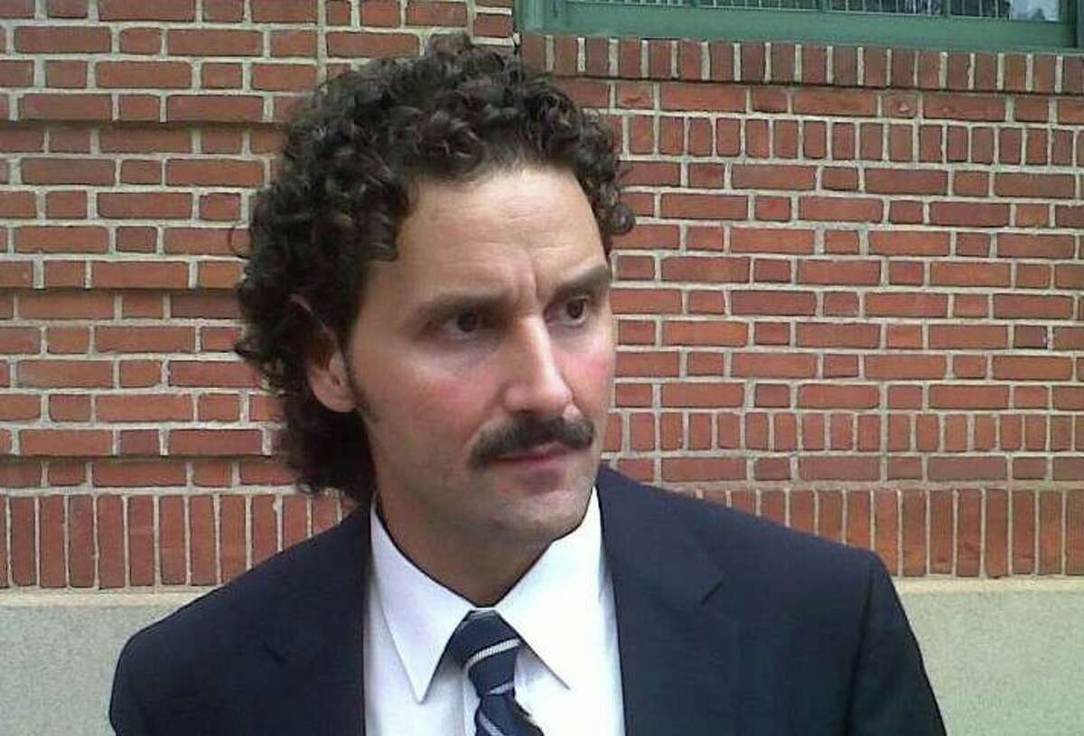 Attorney Peter Tsimbidaros, August 2011. A leader in the Bridgeport's Greek community and a lawyer dedicated to help troubled children, Tsimbidaros died Thursday from injuries suffered in a car crash on New Year's Day. He was 50.