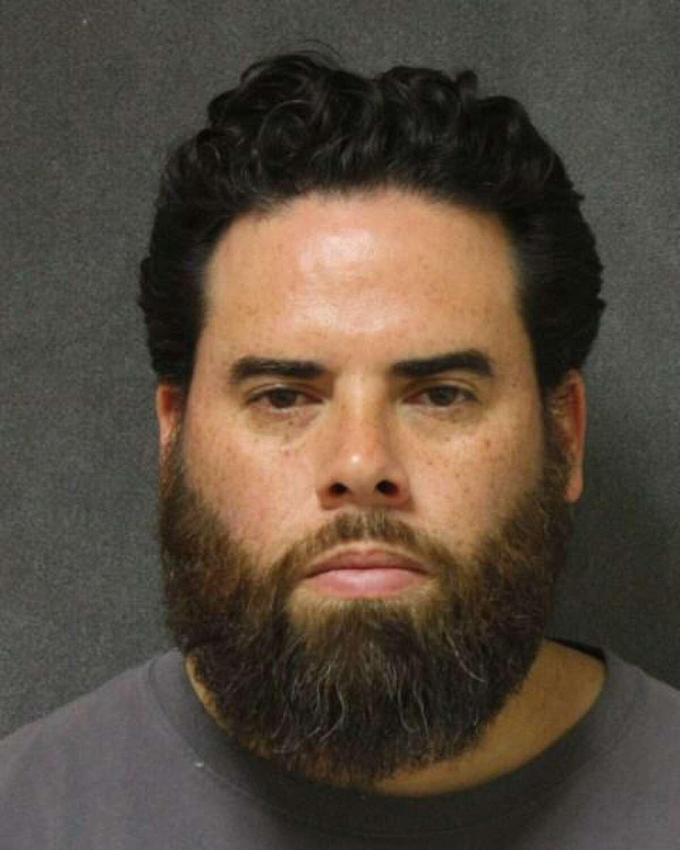 Jose Morales mugshot.