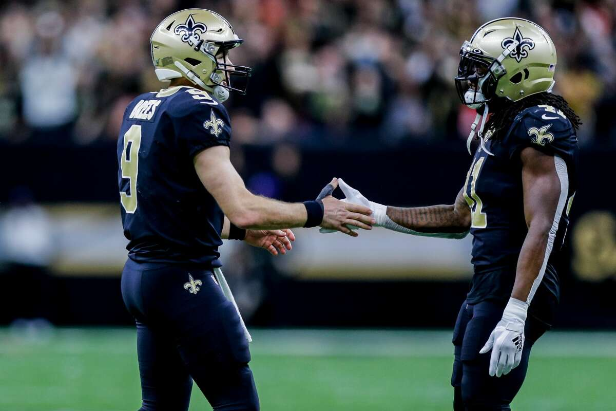Minnesota plus-7 ½ at New Orleans Saints 31-27