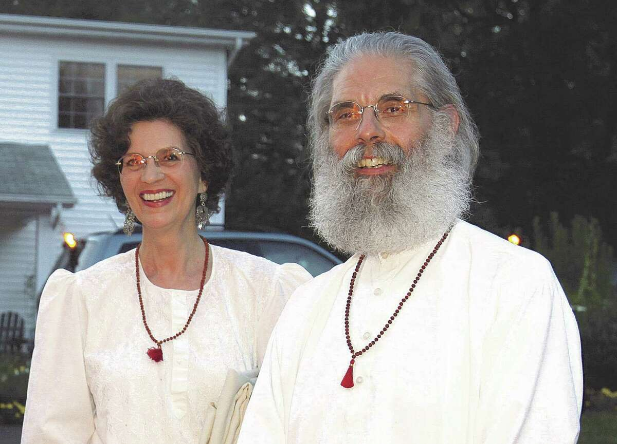 Jenness Cortez Perlmutter and Leonard Perlmutter, founders of the American Meditation Institute and creators of National Conscience Month (image courtesy Jenness Cortez Perlmutter)
