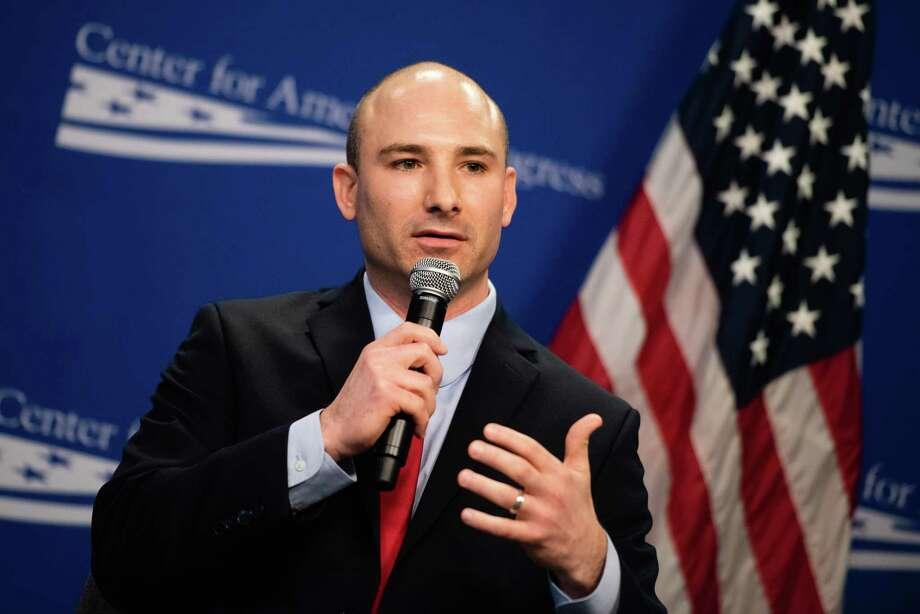 Steve Descano is the prosecutor in Fairfaix County, Virginia. Photo: Washington Post Photo By Sarah L. Voisin / The Washington Post
