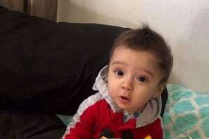 King Jay Davila, 8 months old, was reported missing Jan. 4, 2019, after a car theft at a gas station. Police found the report was false, used to cover up King Jay's death. His mother's fiance was later charged.
