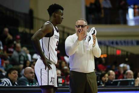 Buzz Williams' Aggies are 6-5 and players such as freshman Emanuel Miller are still learning his system.