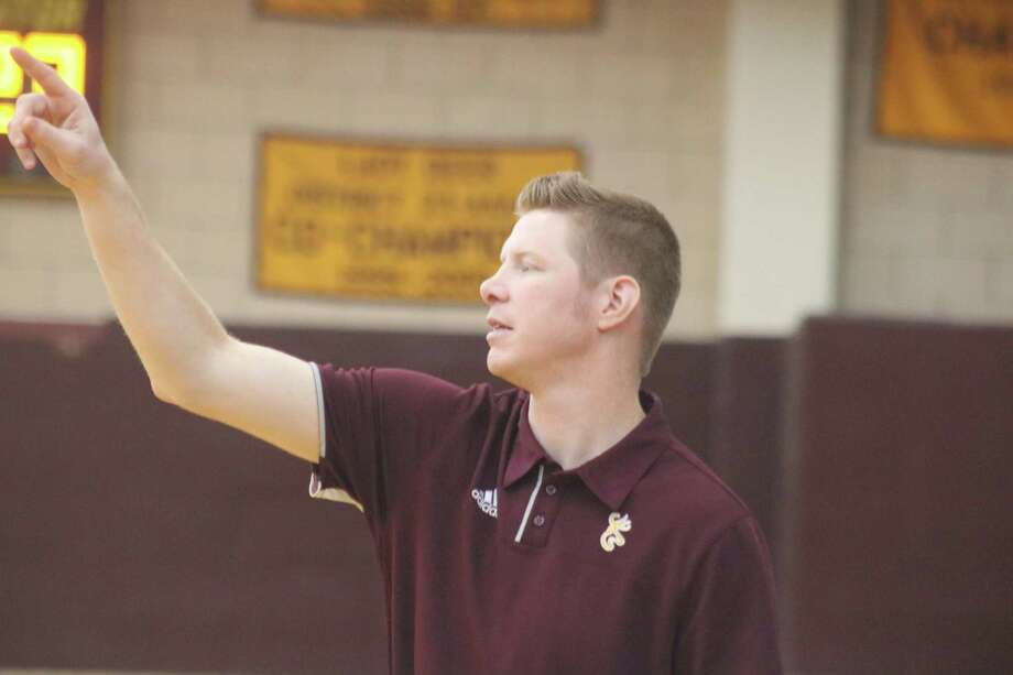 With district here, Deer Park head coach Ryan Bright is in need of some kind of spark from his roster in order to escape their struggling ways. Photo: Robert Avery