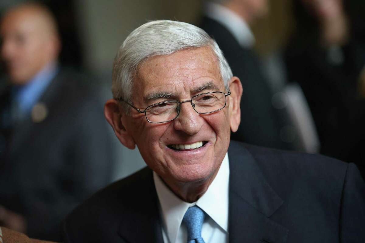 Philanthropist Eli Broad attends a ceremony where the Broad Prize for Urban Education was awarded Miami-Dade County Public Schools on Oct. 23, 2012 in New York City.