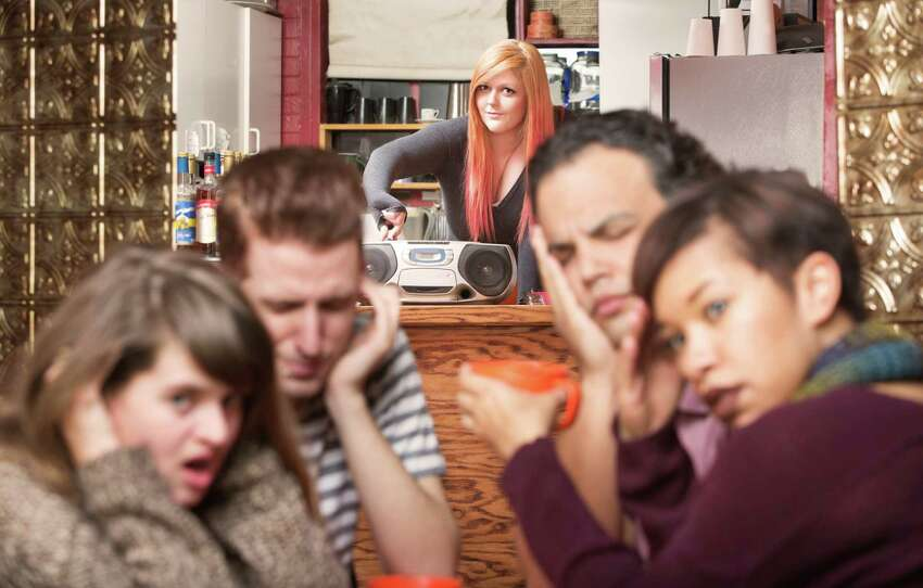 Several readers commented to say restaurants today are too loud, or not built to handle noise. (Getty Images)