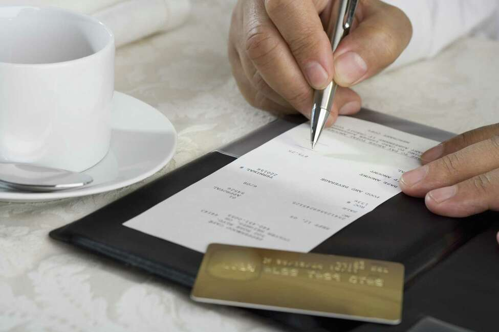 One reader hates tipping. Another reader likes to tip. Where do you fall? (Getty Images?)