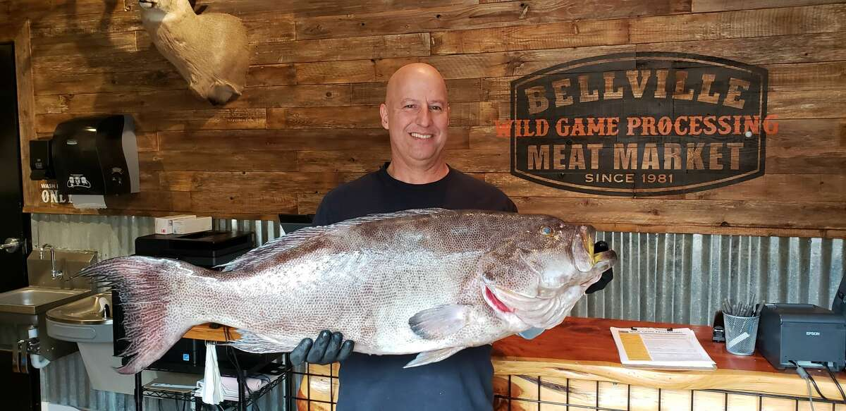 State Record Scamp - Rod & ReelCaught by: Brice Sanchez Where: Gulf of Mexico When: Jan. 6, 2019