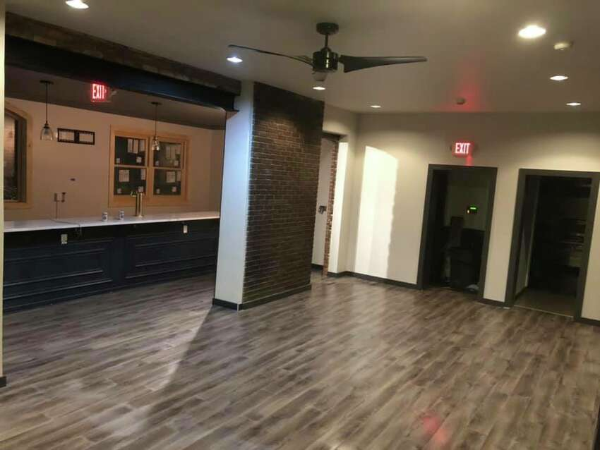 Schenectady's Manhattan Exchange, a fixture along lower Union Street's restaurat row near Union College since 1983, is due to reopen by the end of January 2020. The eatery closed in May 2019 for renovations, shown in this photo.