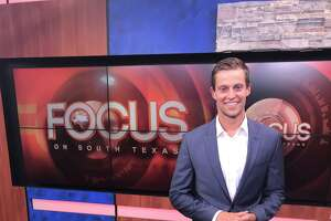 Matthew Seedorff was also the host of Focus on South Texas.