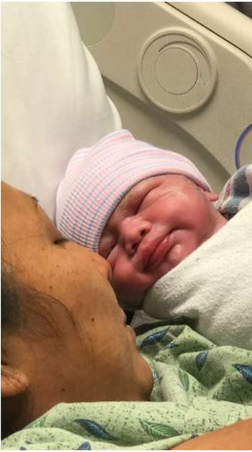 Freddy Montes was welcomed into the world at 10:16 a.m. Wednesday at the Laredo Medical Center. Photo: Courtesy