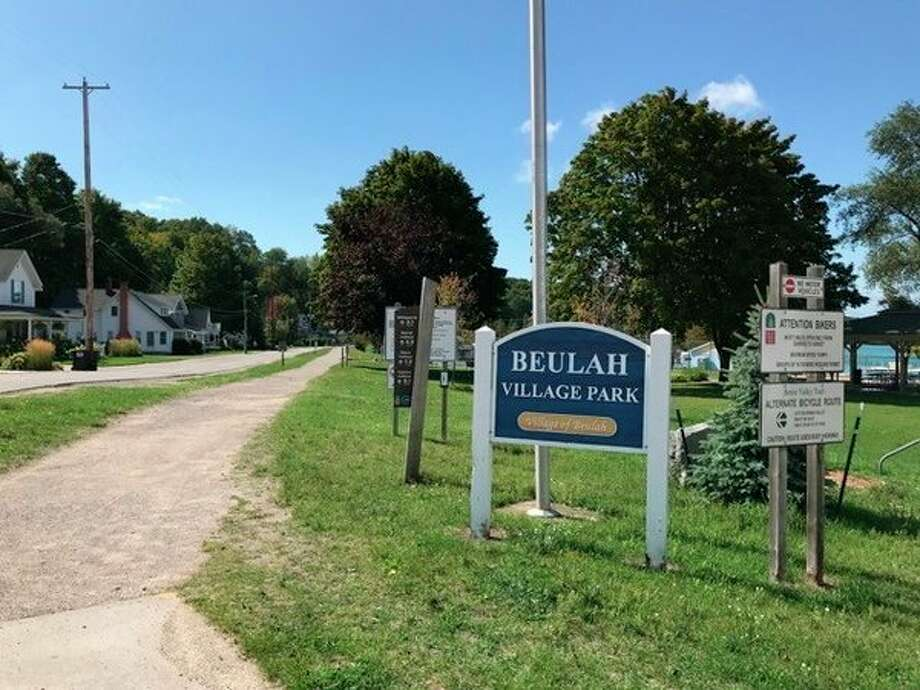 The Betsie Valley Trail received a$150,000 Michigan DNR Recreational Passport grant to reconstruct a 1.5-mile non-motorized segment of the Betsie Valley Trail in Beulah from downtown to County Farm Road. (Courtesy Photo)