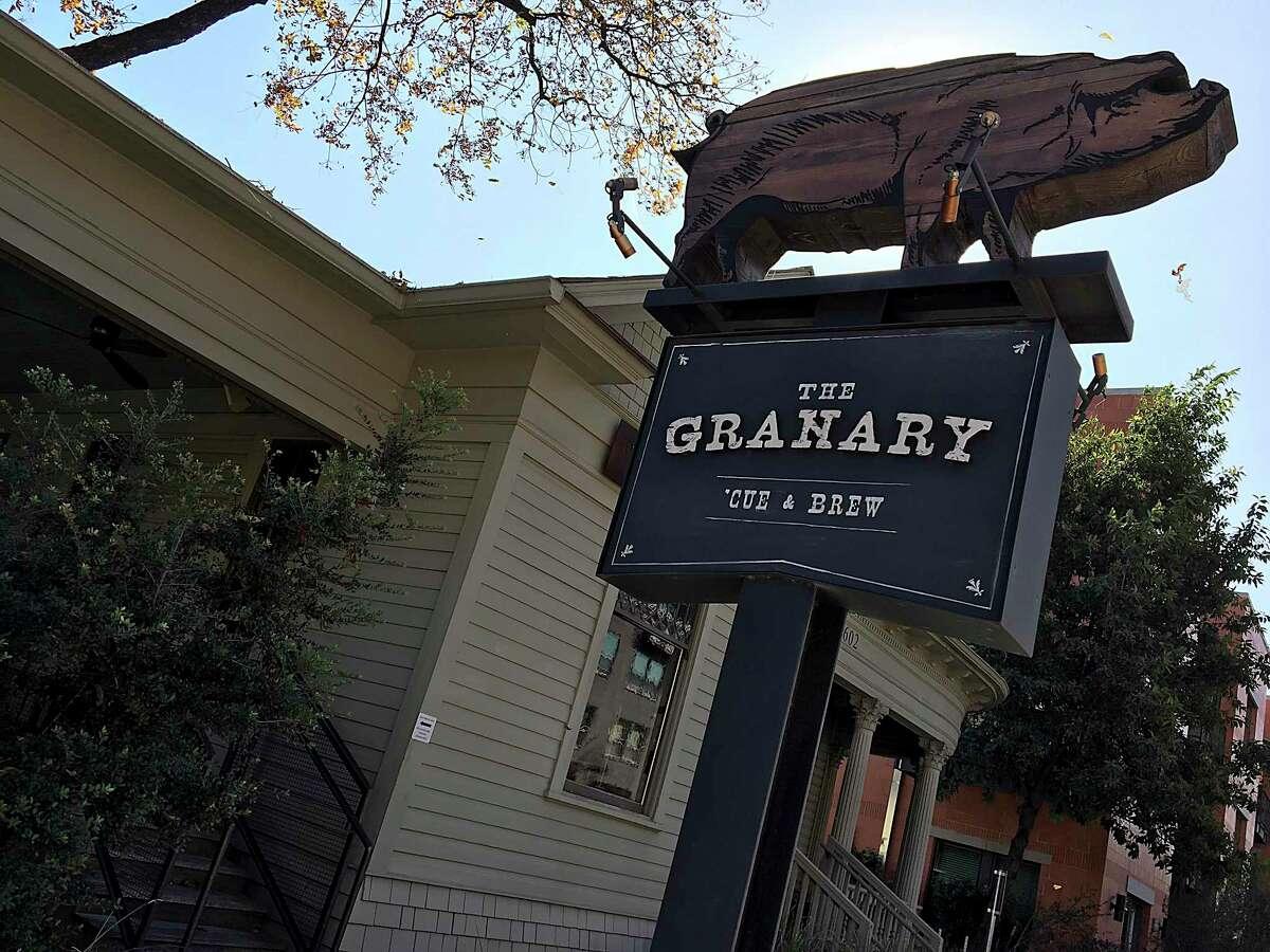 The Granary in San Antonio.