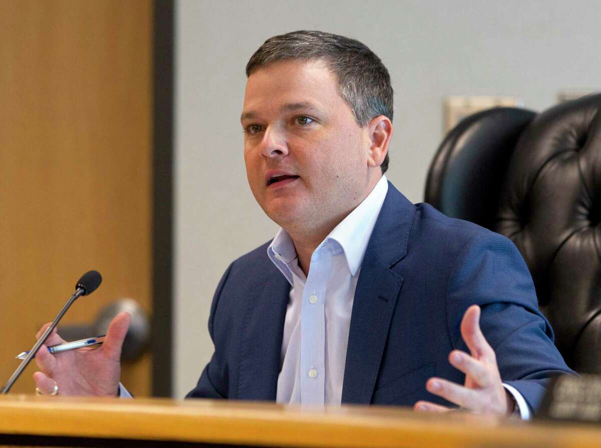 Precinct 3 Commissioner James Noack has dismissed his suit against Democratic Party Chairman Marc Meyer for allegedly accepting Democratic challenger Lore Breitmeyer Jones' application for the ballot after the filing deadline Dec. 9 and petitioning to have Breitmeyer Jones removed from the 2020 Democratic Primary ballot.