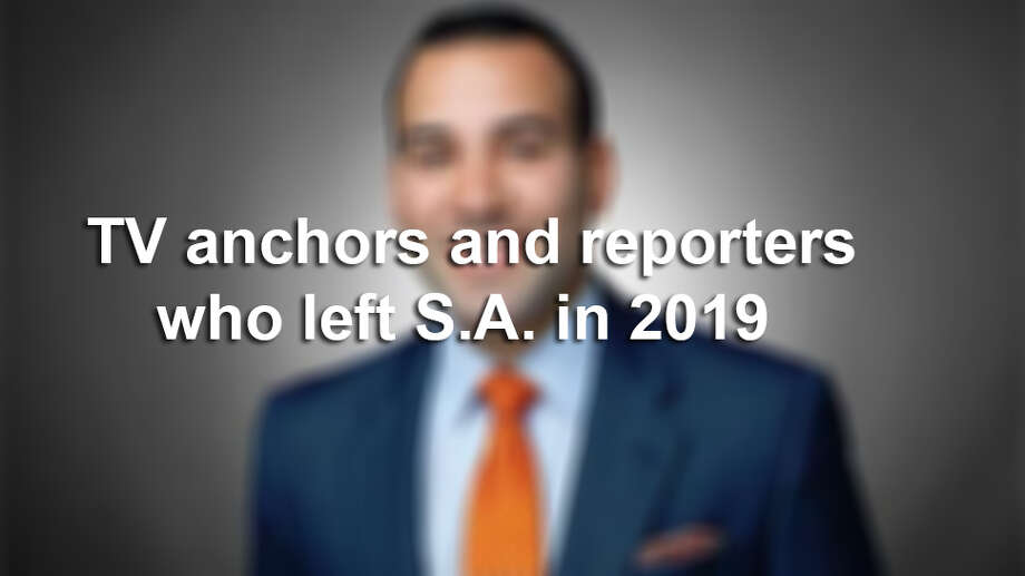 TV anchors and reporters who San Antonio said goodbye to in 2019. Photo: Bill Barajas KPRC