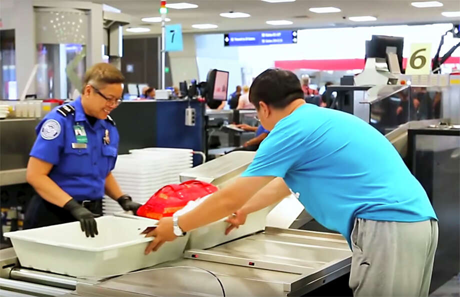 The Transportation Security Administration released its list of Top 10 List of most unusual items found at checkpoints in 2019. >>Click through to see the top 10 Photo: TSA