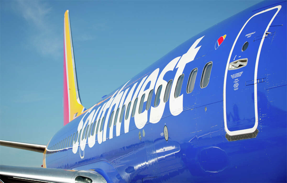 Southwest plans to trim a couple of Texas routes from SFO next week.