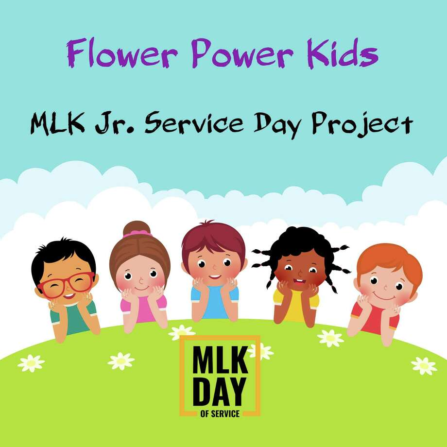 "The Norwalk Historical Society will be hosting ""Flower Power Kids: MLK Jr. Service Day Project"" on Jan. 19. Photo: Norwalk Historical Society / Contributed Photo"