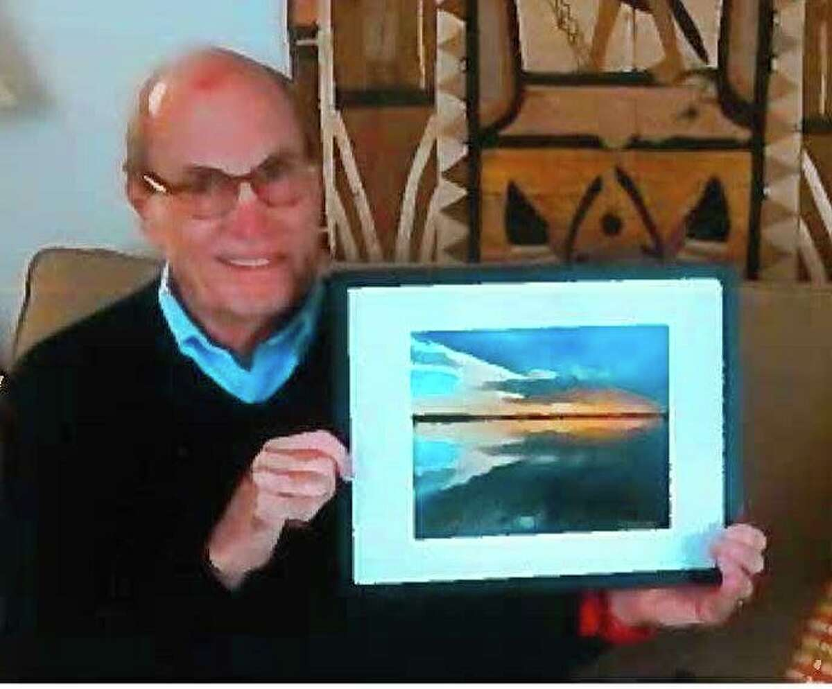 Artist Robert Boody is showing his paintings at the Marshview Gallery at the Estuary Council of Seniors in Old Saybrook, with a reception set for Jan. 10.