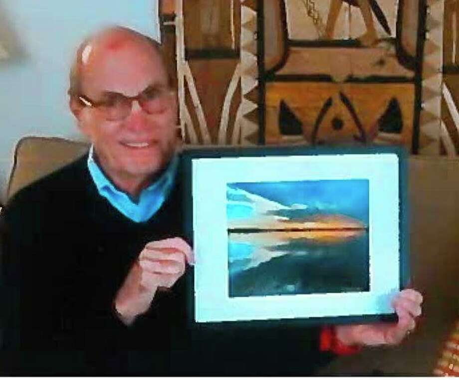 Artist Robert Boody is showing his paintings at the Marshview Gallery at the Estuary Council of Seniors in Old Saybrook, with a reception set for Jan. 10. Photo: Contributed Photo
