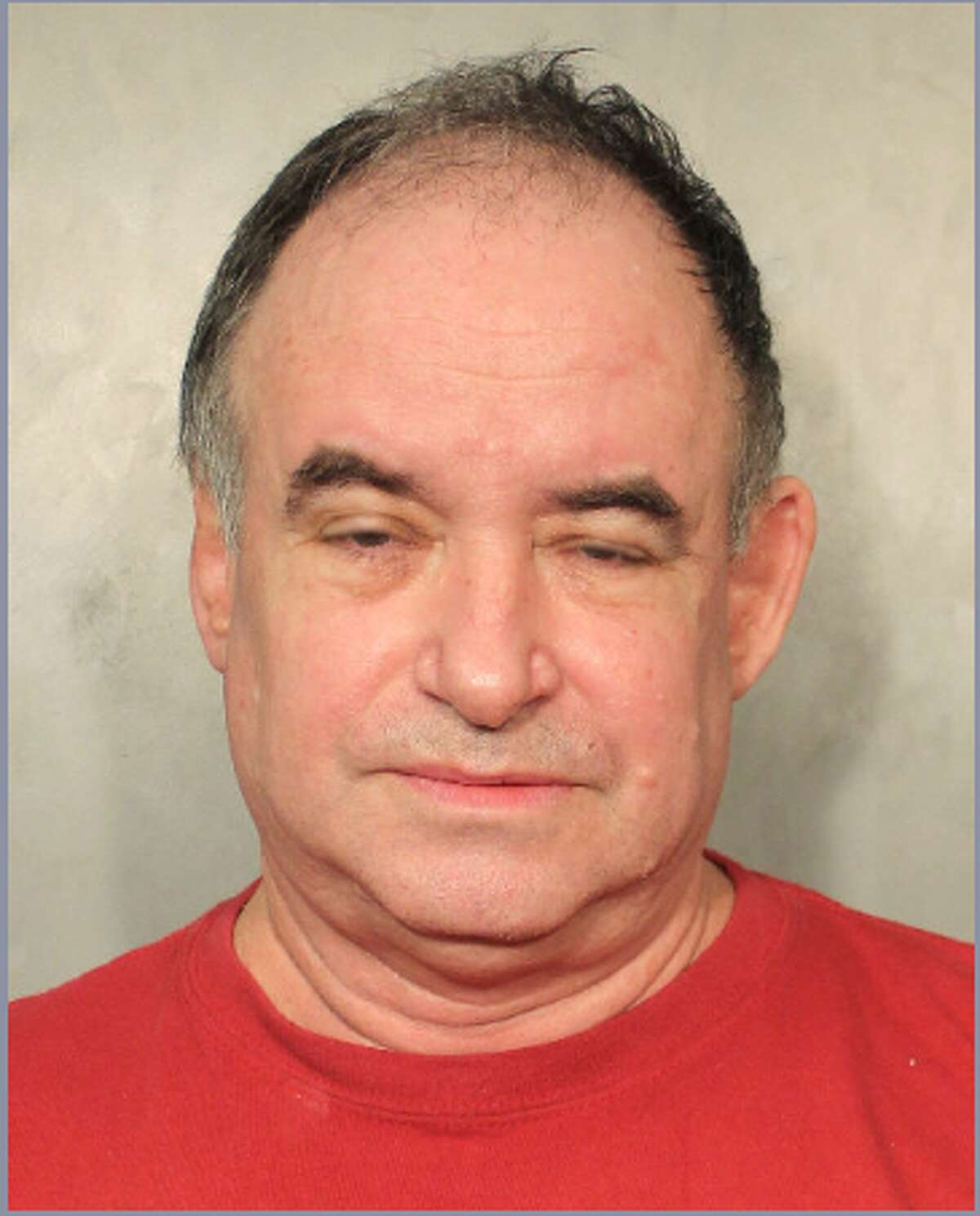Paul David Cole was arrested on indecent exposure charge.