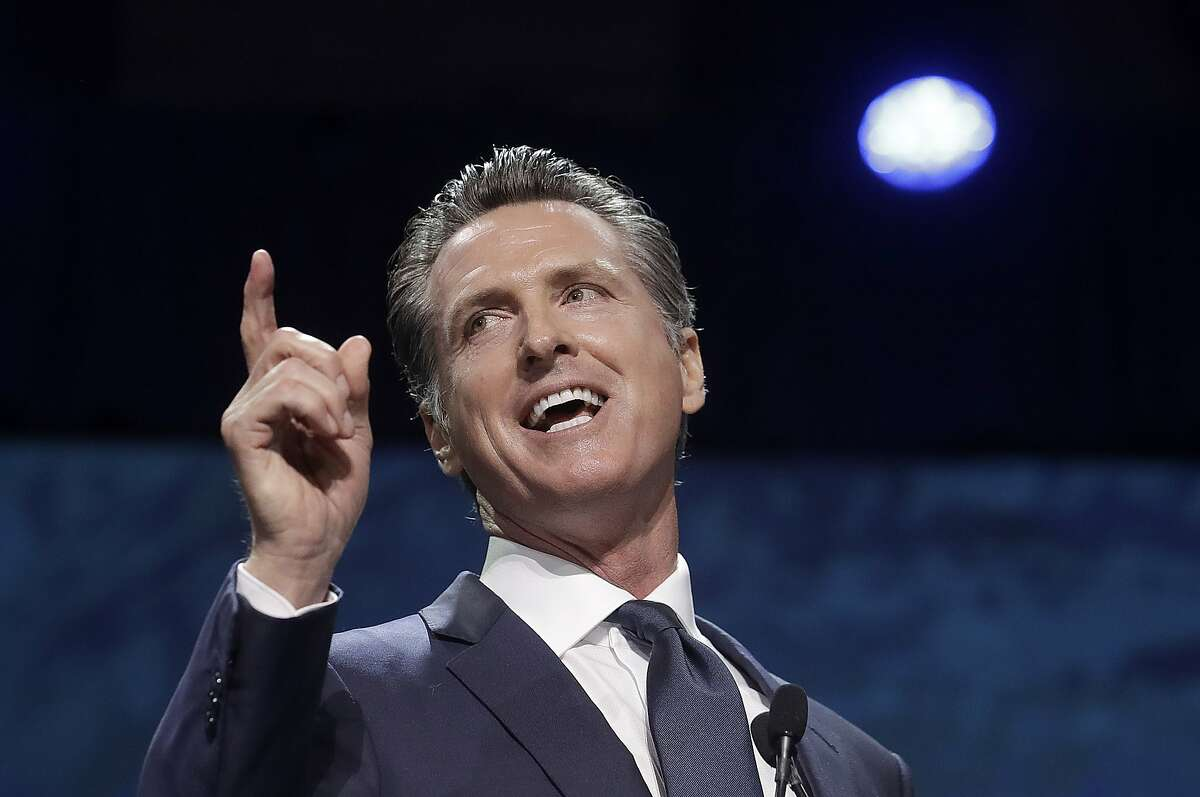 Gov. GavinNewsom is wrapping up a first year highlighted by the bankruptcy of the country's largest utility, an escalating homelessness crisis and an intensifying feud with the Trump administration, along with record-low unemployment and a booming state economy producing a multi-billion-dollar surplus.
