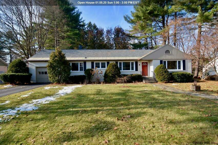 $419,000. 6 Foxhall Drive, Saratoga Springs, 12866. Open Sunday, Jan. 5, 1 p.m. to 3 p.m. View listing