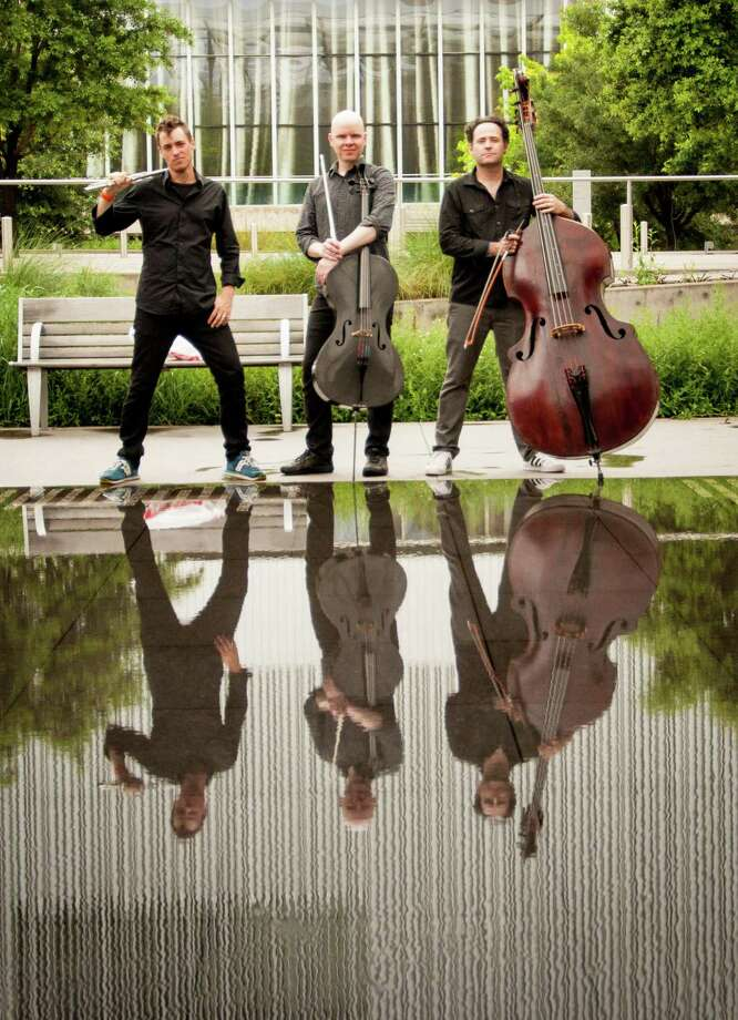 PROJECT Trio will be live in concert at 8 p.m. Jan. 18 atthe Kaplan Theatre stage at the Evelyn Rubenstein JCC of Houston, 5601 S. Braeswood. Photo: Courtesy OfEvelyn Rubenstein JCC Houston