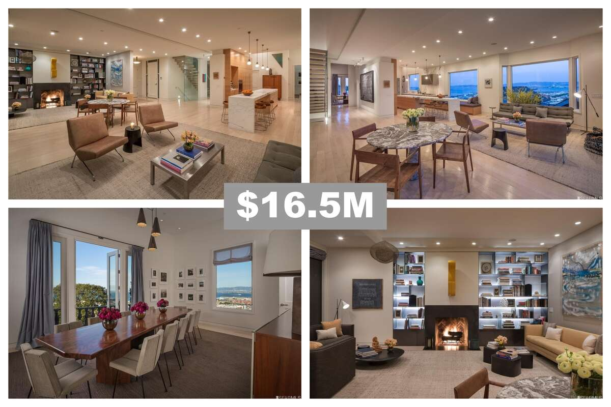 Laurene Powell Jobs, who was married to the late Apple CEO Steve Jobs, purchased 807 Francisco Street in Russian Hill for $16.5 million.