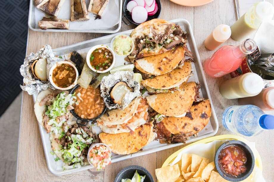 Tacos El Patrón (two locations)1500 S. Van Ness Ave., Suite 100, San Francisco. 415-829-73152290 Monument Blvd., Pleasant Hill. 925-822-3993Instagram: @tacos.elpatron Photo: Blair Heagerty / SFGate
