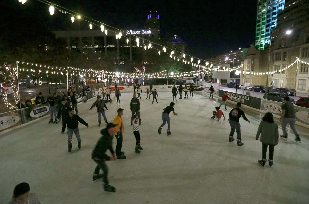 The Rotary Club of San Antonio will not bring back the Travis Park ice rink due to the coronavirus pandemic, the organization told mySA.com via email Thursday.