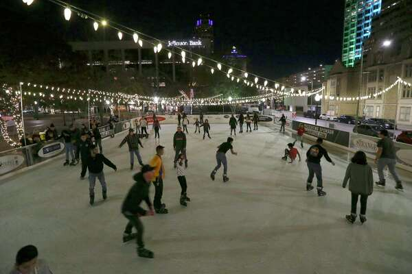 Rotary Ice Rink draws more than 20,000 skaters