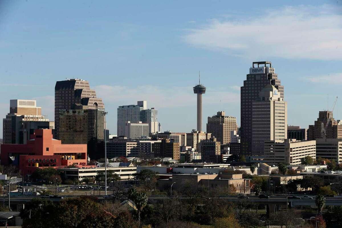 No. 48 San Antonio - Economics rank: 58- Fun & Recreation rank: 60- Dating Opportunities rank: 73