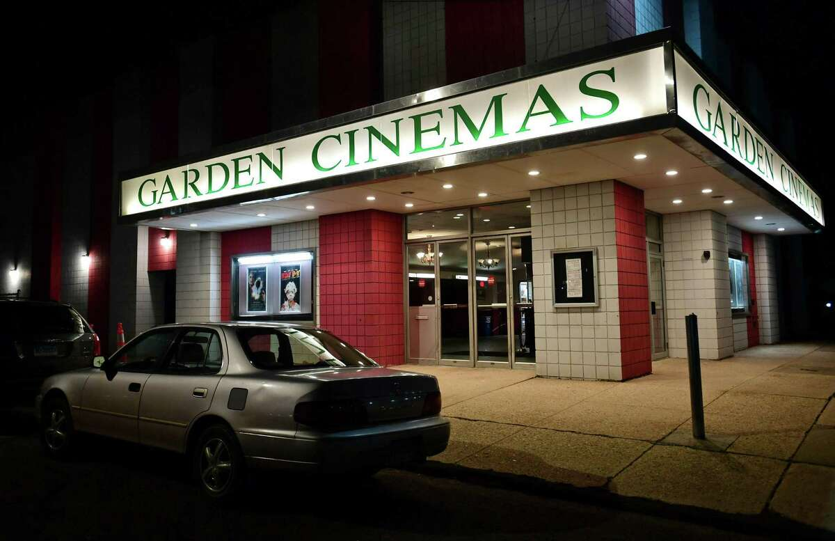 Garden Cinemas Thursday, January, 2, 2020, before their final showing at their location in Norwalk, Conn. Garden Cinemas will close after 26 years in operation.