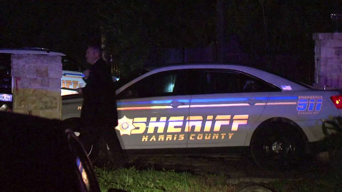 A man was shot to death during an altercation at a large party in North Harris County early Saturday morning.