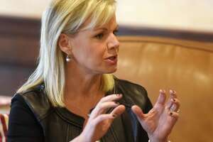 Gretchen Carlson will be a featured speaker at YWCA Greenwich's Jan. 23 panel Women's Power and Vote at 100: A Conversation About Empowering Women. The panel is free to the public but advance registration is being recommended.