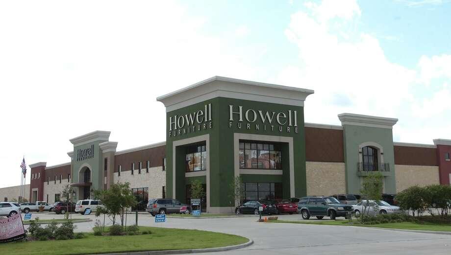 Howell Furniture   Pete Churton/The Enterprise / Beaumont