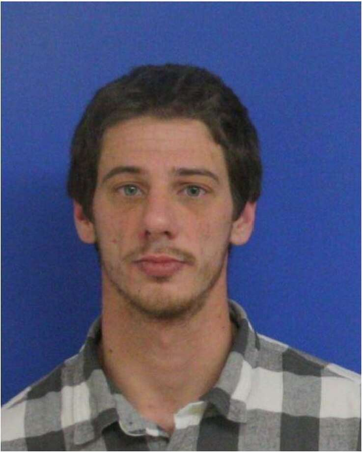 Police arrested Joshua Miller, 26, in East Haven, Conn. in Jan. 2020, alleging he set a fire in the bedroom of his former home. Photo: Contributed Photo / East Haven Police Department
