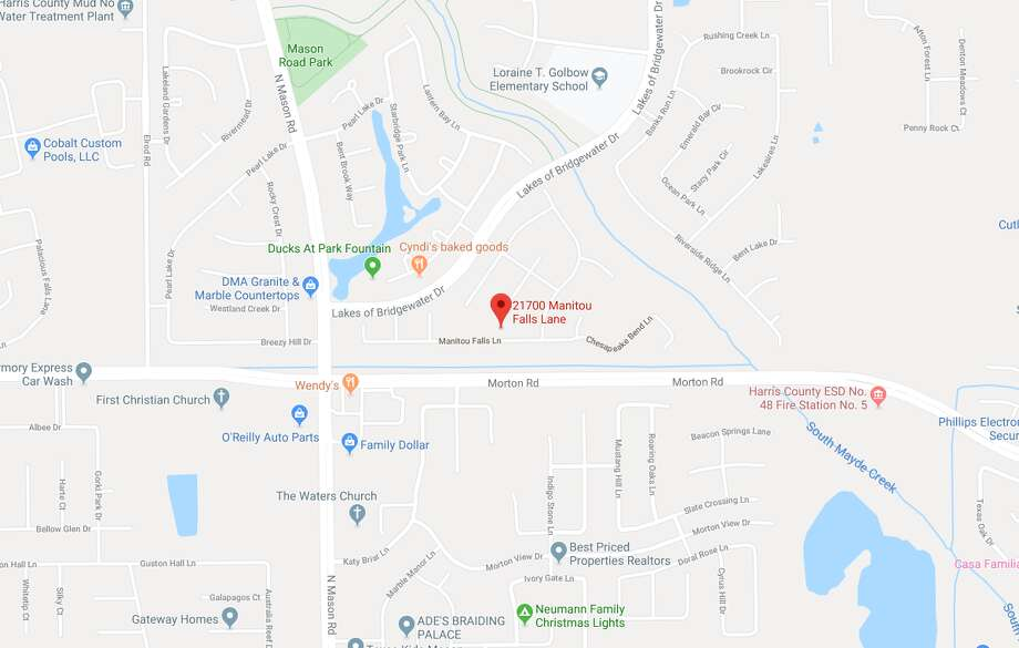 An ATV-riding 19-year-old who rammed the back of a parked car during a New Year's Eve joyride in Katy died Friday, according to authorities. Photo: Google Maps