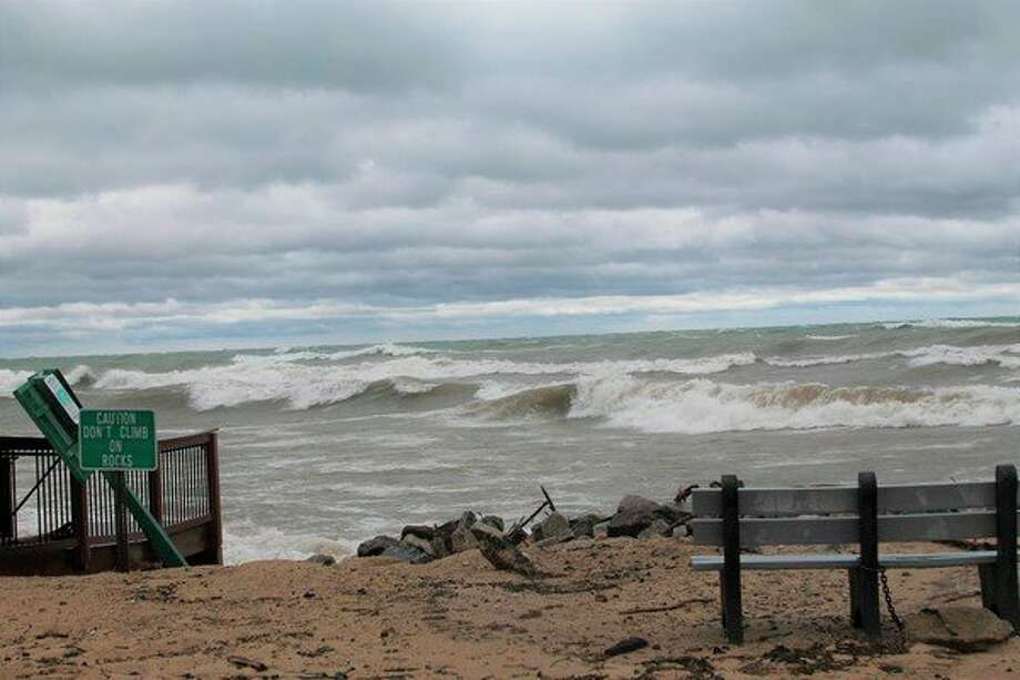 A meeting will be heldabouthigh Great Lakes levels, weather and storms, and coastal impactfrom 6-8 p.m. on Jan. 17 at theRamsdellRegional Center for the Arts auditorium, located at101 Maple St. in Manistee. (News Advocate file photo)