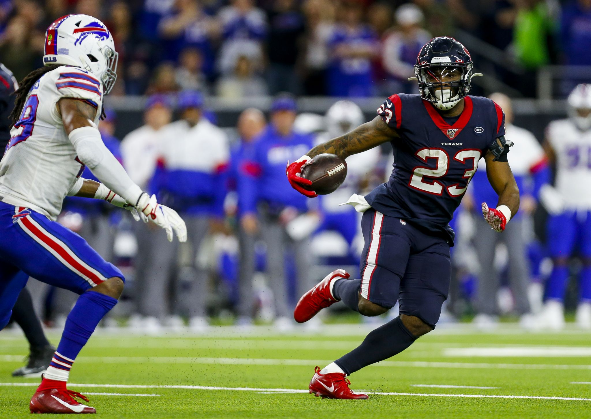 Podcast: How will Carlos Hyde's departure affect Texans?