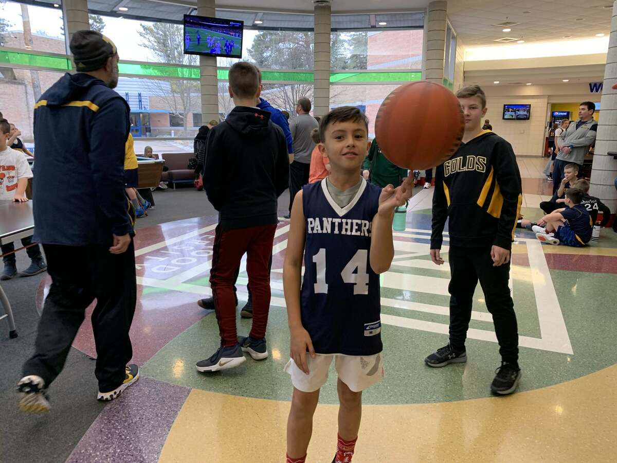 Scenes from Sunday's Holiday Classic youth basketball tournament at Northwood.